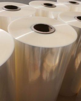 Folia polipropylenowa  400 mm / 40 mikronów TAŚMA