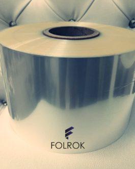 Folia polipropylenowa 100 mm /25 mikronów PÓŁRĘKAW