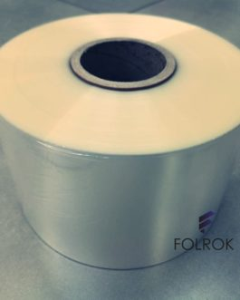 Folia polipropylenowa 120 mm / 20 mikronów TAŚMA