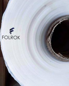 Folia polietylenowa 400 mm /50 mikronów PÓŁRĘKAW