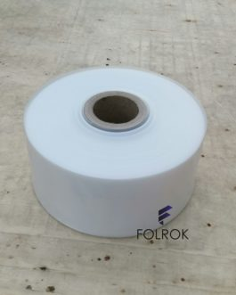 105 mm / 90 micron LDPE polyethylene film tunnel foil