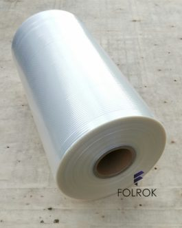 Perforated polypropylene film 360 mm / 25 microns SINGLE WOUND
